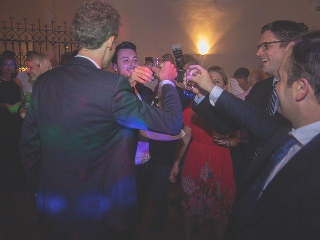 La boda de Markus y María en Mérida, Badajoz 64