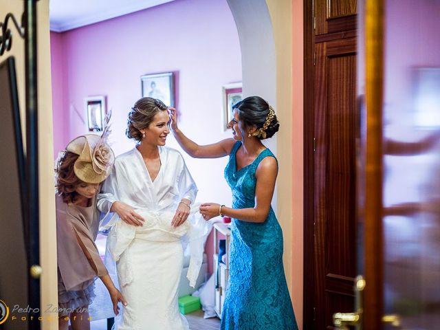 La boda de Jaime  y Laura en Almendralejo, Badajoz 4