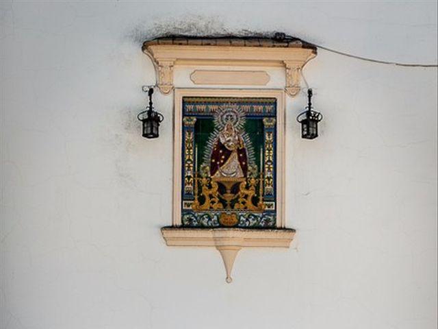 La boda de Jaime  y Laura en Almendralejo, Badajoz 17
