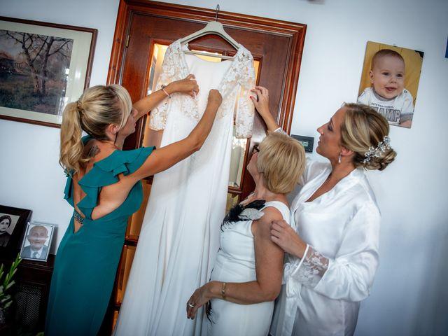 La boda de Claudia y Alejo en El Bruc, Barcelona 7
