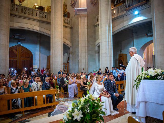 La boda de Claudia y Alejo en El Bruc, Barcelona 10