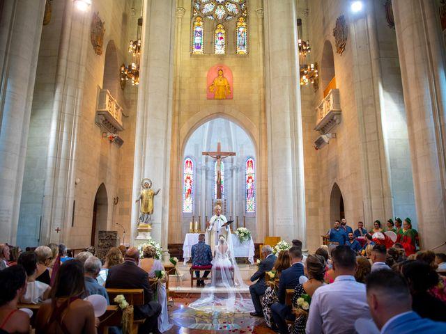 La boda de Claudia y Alejo en El Bruc, Barcelona 11