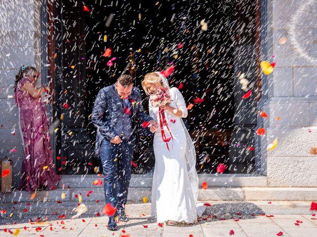 La boda de Claudia y Alejo en El Bruc, Barcelona 12