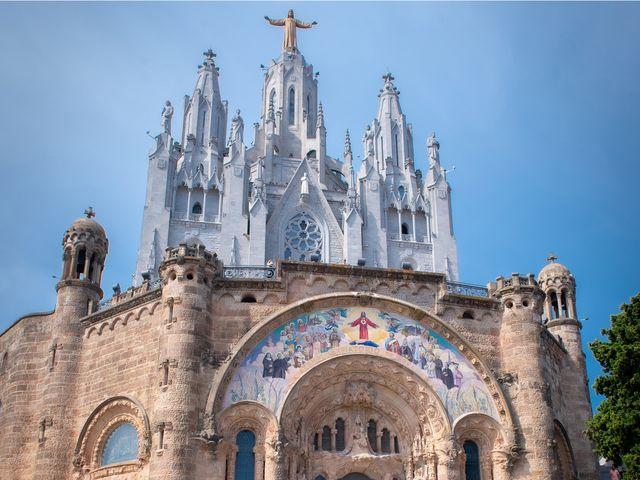 La boda de Claudia y Alejo en El Bruc, Barcelona 16