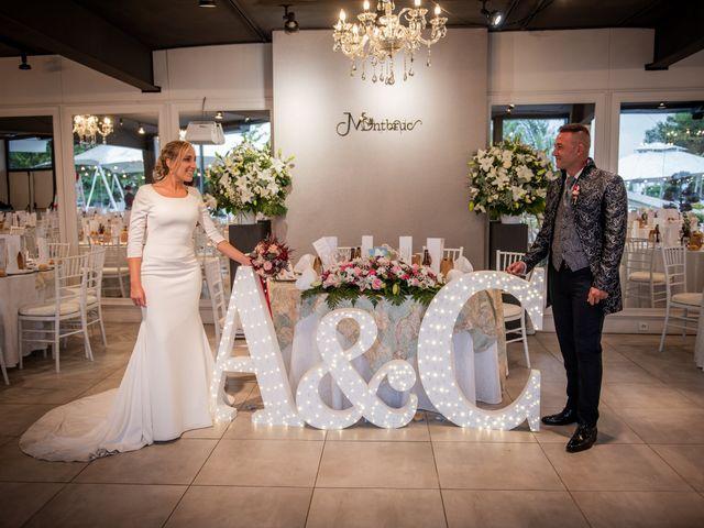 La boda de Claudia y Alejo en El Bruc, Barcelona 17