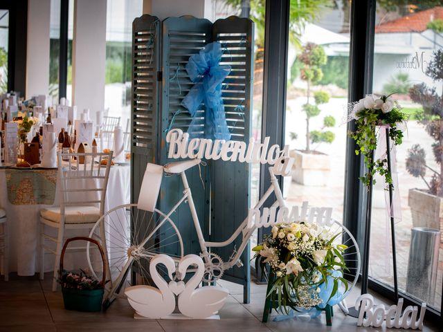 La boda de Claudia y Alejo en El Bruc, Barcelona 22