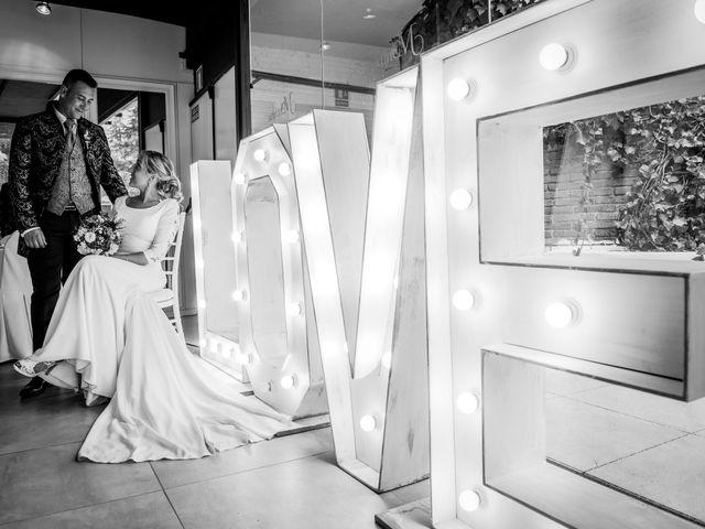 La boda de Alejo y Claudia