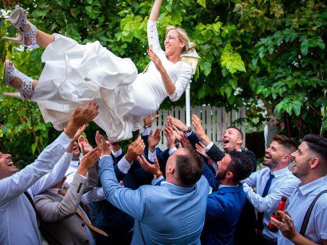 La boda de Claudia y Alejo en El Bruc, Barcelona 36