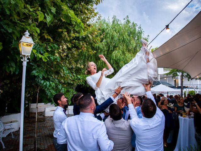 La boda de Claudia y Alejo en El Bruc, Barcelona 37