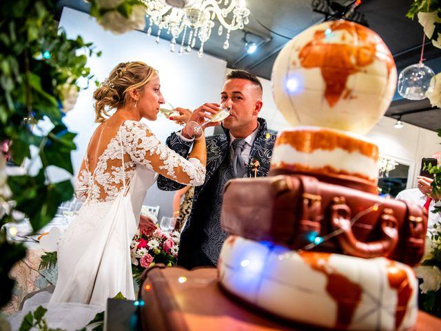 La boda de Claudia y Alejo en El Bruc, Barcelona 43