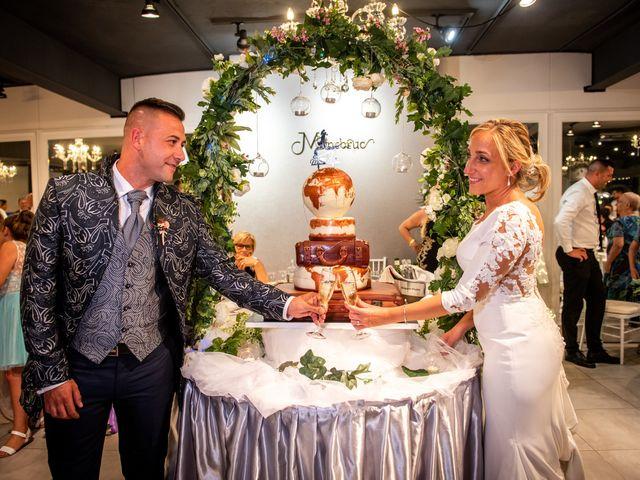 La boda de Claudia y Alejo en El Bruc, Barcelona 47