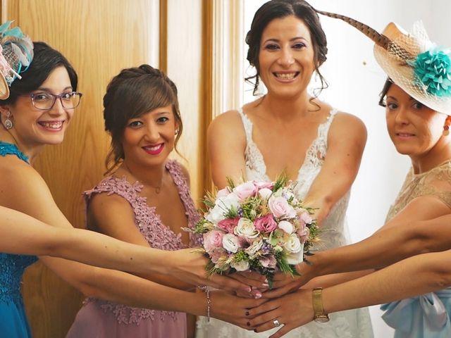 La boda de Juanma y Mari Chelo en Alhama De Almeria, Almería 1