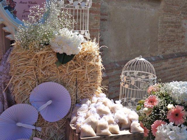 La boda de Juanma y Mari Chelo en Alhama De Almeria, Almería 9