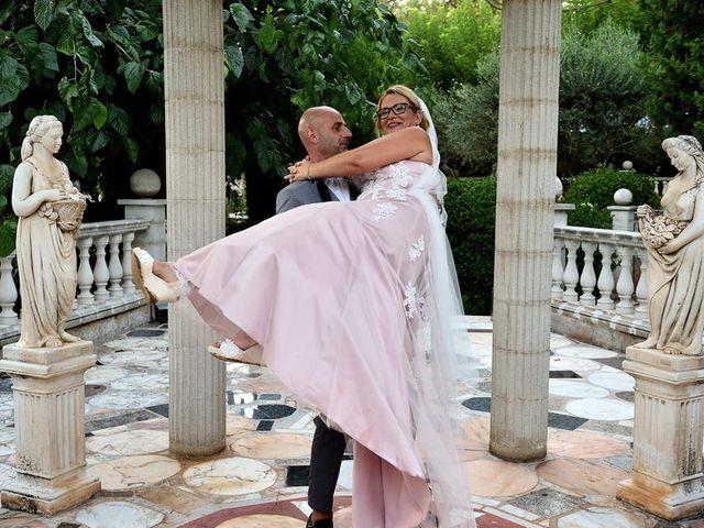 La boda de Chelo y Xisco en Santpedor, Barcelona 35