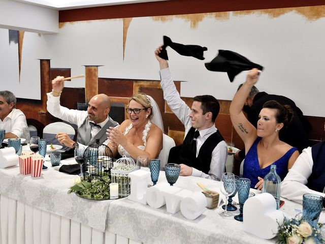La boda de Chelo y Xisco en Santpedor, Barcelona 43