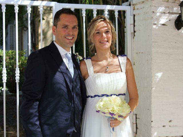 La boda de Eloy y Carolina