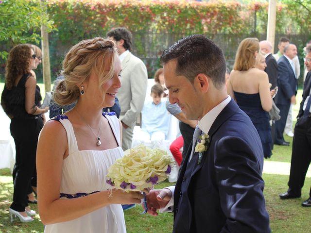 La boda de Carolina  y Eloy en Barbastro, Huesca 1