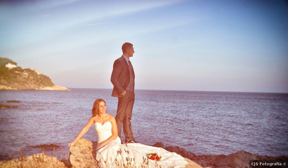 La boda de Marcel y Montse en Terrassa, Barcelona