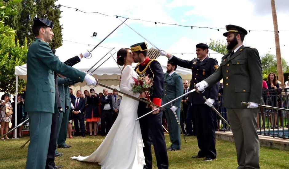 La boda de Sergio y Rosa en Granada, Granada