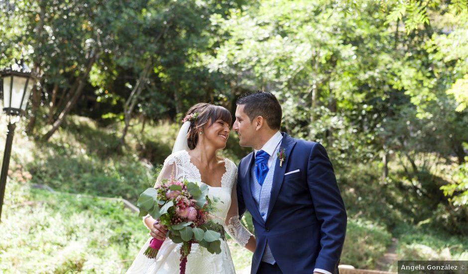 La boda de Pablo y Rocio en Cangas De Onis, Asturias