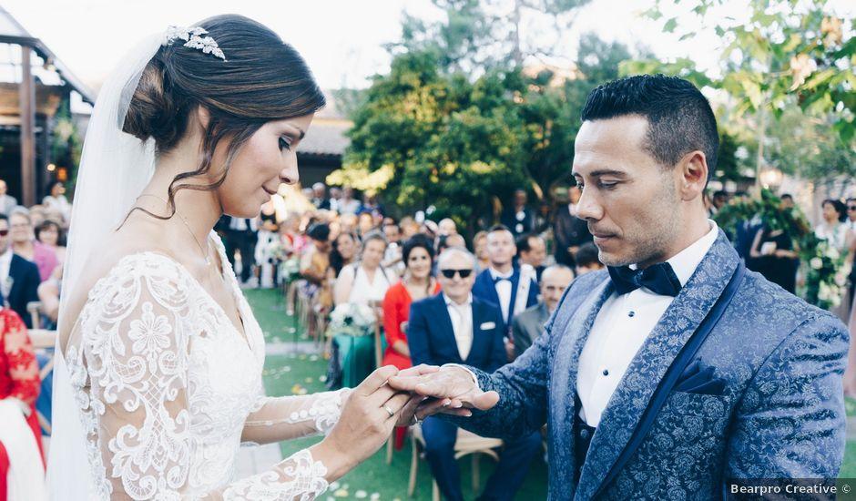 La boda de Fernando y Raquel en Sonseca, Toledo
