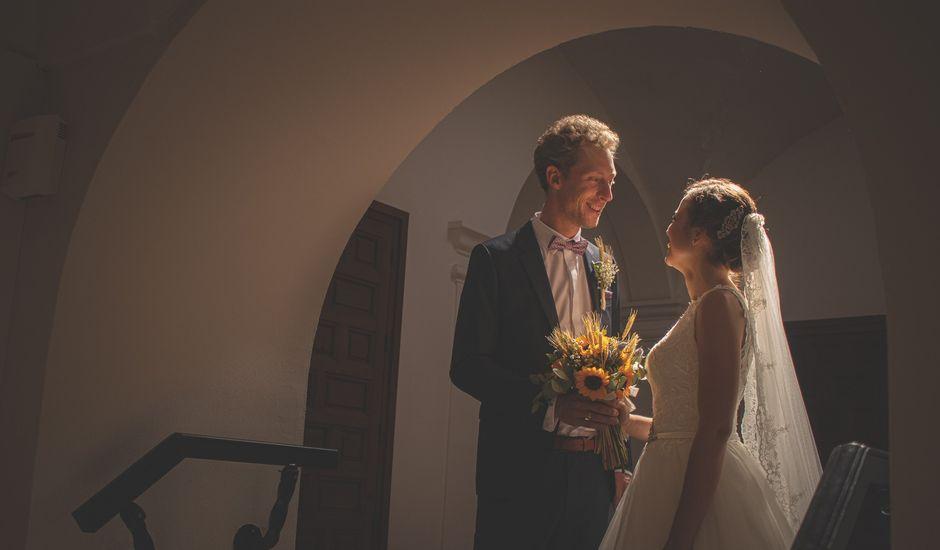 La boda de Markus y María en Mérida, Badajoz
