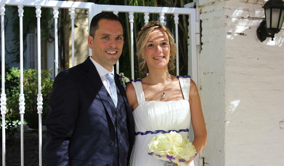 La boda de Carolina  y Eloy en Barbastro, Huesca