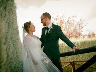 La boda de Cristina y Rory