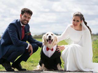 La boda de Triana y Jose Andrés