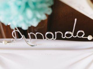 La boda de Amanda y Miguel Ángel 2