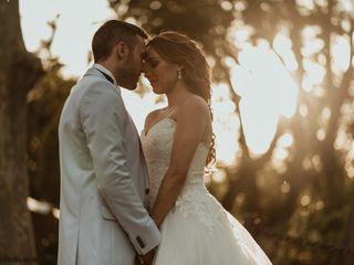 La boda de Dani y Suam