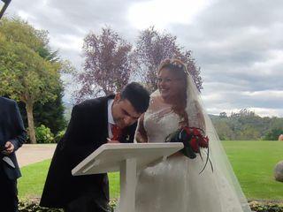 La boda de Rosmary  y Jose 1