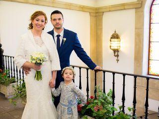 La boda de Eider y Lander