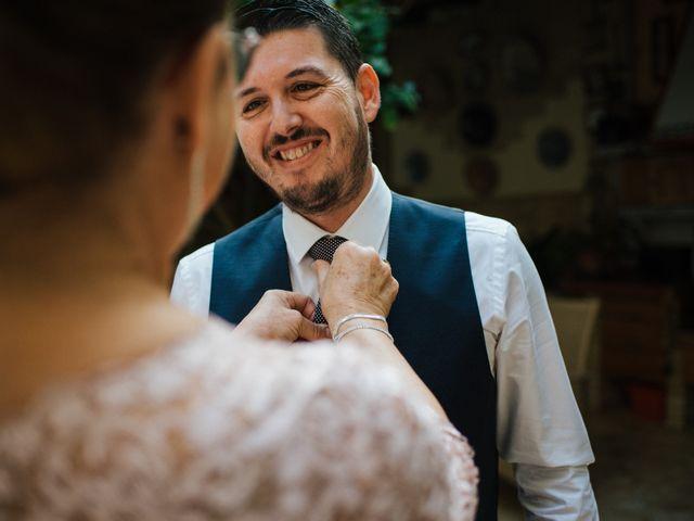 La boda de Jesús y María en Valencia, Valencia 2