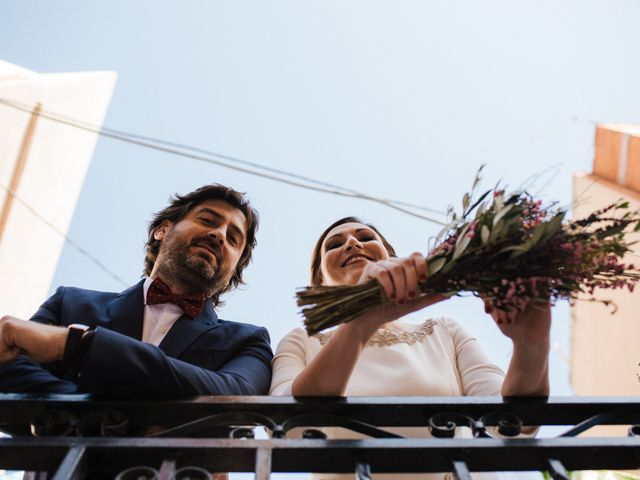 La boda de Jesús y María en Valencia, Valencia 8