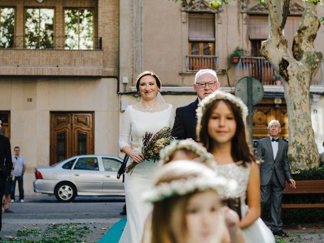 La boda de Jesús y María en Valencia, Valencia 14
