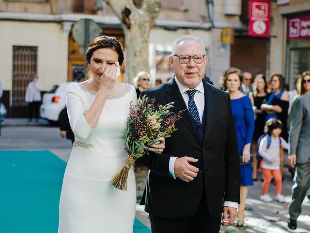 La boda de Jesús y María en Valencia, Valencia 15
