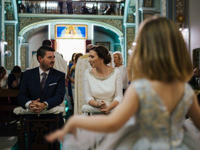 La boda de Jesús y María en Valencia, Valencia 23