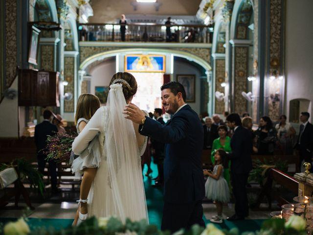 La boda de Jesús y María en Valencia, Valencia 27