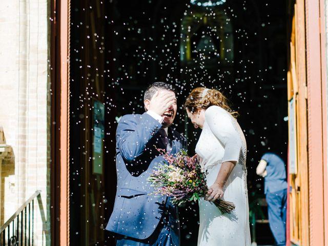 La boda de Jesús y María en Valencia, Valencia 29