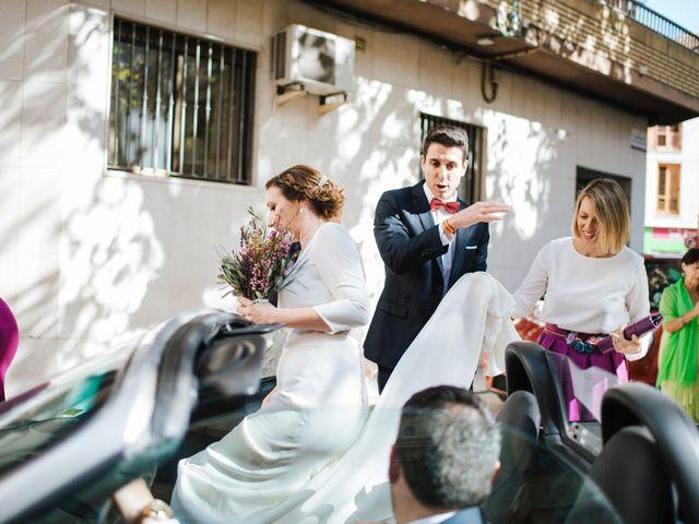 La boda de Jesús y María en Valencia, Valencia 31