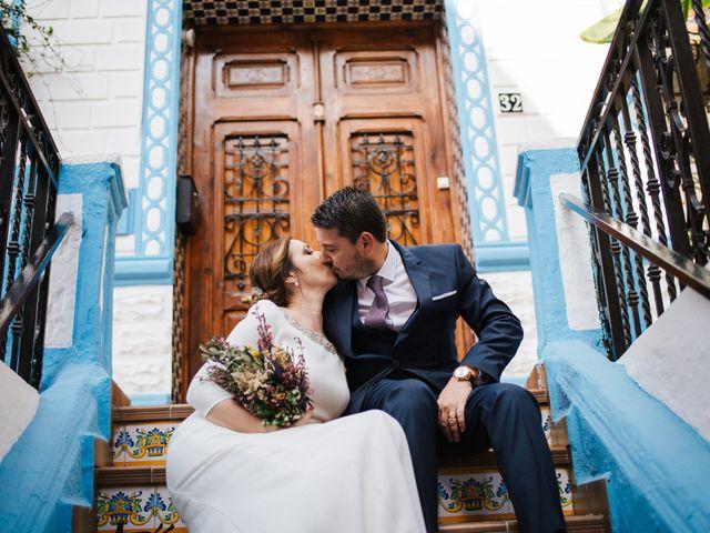 La boda de Jesús y María en Valencia, Valencia 1