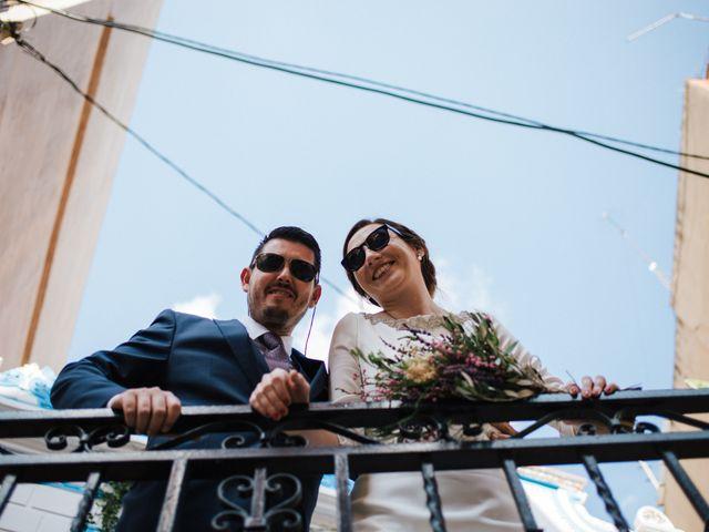 La boda de Jesús y María en Valencia, Valencia 34