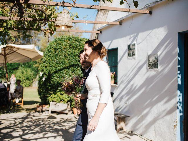 La boda de Jesús y María en Valencia, Valencia 44