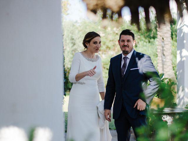 La boda de Jesús y María en Valencia, Valencia 56