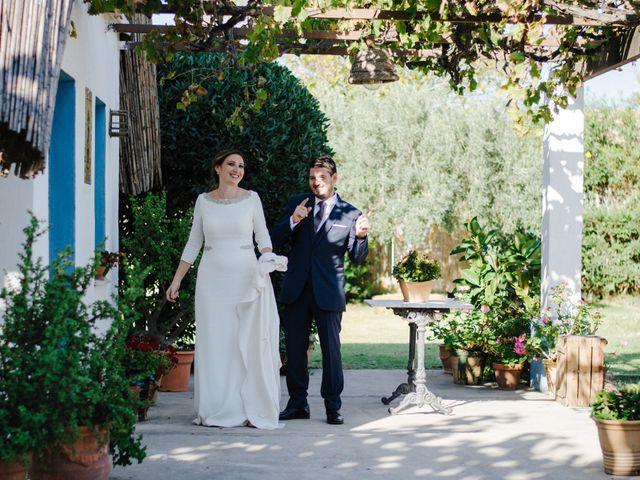 La boda de Jesús y María en Valencia, Valencia 57
