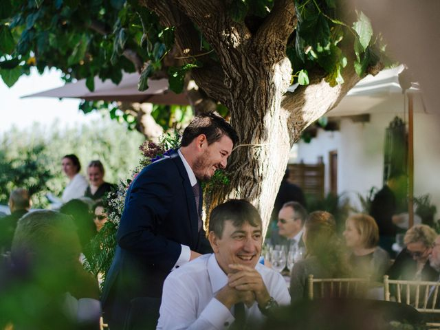 La boda de Jesús y María en Valencia, Valencia 59
