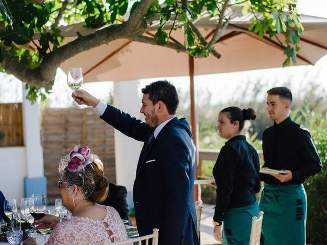 La boda de Jesús y María en Valencia, Valencia 63
