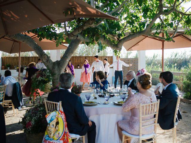 La boda de Jesús y María en Valencia, Valencia 69