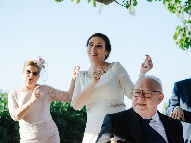 La boda de Jesús y María en Valencia, Valencia 73